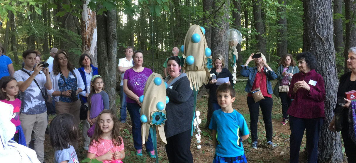 Art on the Trails